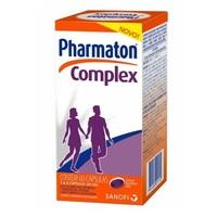 Pharmaton Complex caixa com 60 cápsulas