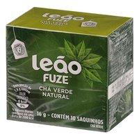 chá verde, 10 sachês