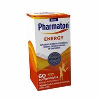 Pharmaton Energy frasco com 60 comprimidos