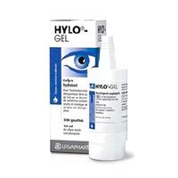 Lubrificante Ocular Hylo-Gel - 2mg/mL, 10 mL