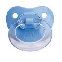 Chupeta Lolly Special 0 a 6 meses, ortodôntica, azul com 1 unidade