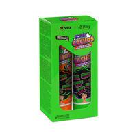 Kit Revitay Novex Bomba Cachos Shampoo + Condicionador