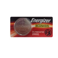 Bateria 3V Energizer tamanho ECR2032 com 1 unidade