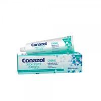 Conazol 20mg/g, caixa com 1 bisnaga com 20g de creme de uso dermatológico
