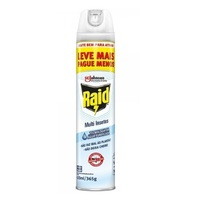 Inseticida Raid Multi-Insetos aqua protection, aerosol com 420mL, leve + pague -