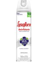 Desinfetante Lysoform original, aerosol com 360mL