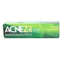Acnezil Base 100mg/g, bisnaga com 10g de gel de uso dermatológico