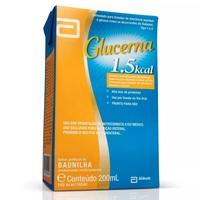Glucerna 1.5kcal Abbott baunilha, 200mL