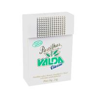 Pastilha Valda Classic flip-top, 24g