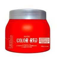 Máscara Tonalizante Forever Liss Mask Color Red 300g
