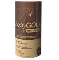 Shake Eleve Body Gold chocolate, frasco com 400g
