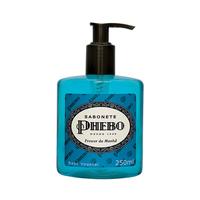 Sabonete Phebo Tradicional frescor da manhã, líquido, 1 unidade com 250mL