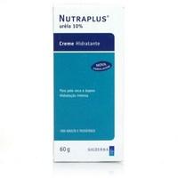 Nutraplus 0,1g/g, caixa com 1 bisnaga com 60g de creme de uso dermatológico