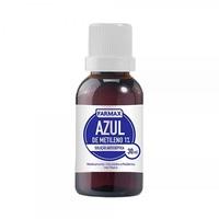 Azul de Metileno Farmax frasco com 30mL de solução de uso dermatológico