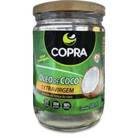 Óleo de Coco Copra extravirgem, pote, 500mL