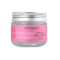Primer para Mãos Orgânica framboesa e orquídea com 33g