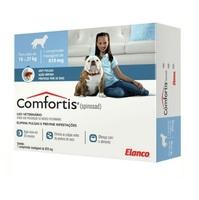 Comfortis 810mg, cães, 18Kg até 27Kg, caixa com 1 comprimido mastigável