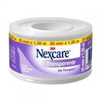 Fita Transparente Nexcare - 25mm x 1,35m