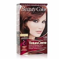 Tintura Beauty Color n° 4.66 vermelho profundo