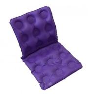 Almofada de Assento Bioflorence d'água, quadrada, inclinável