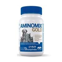 Aminomix Gold frasco com 120 comprimidos