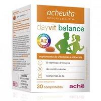 Dayvit Balance caixa com 30 comprimidos