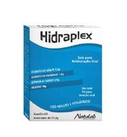 Hidraplex 4 envelopes com 27,9g de pó para solução de uso oral, sabor natural