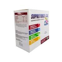 Superforce Cal + D3 500mg, frasco com 60 cápsulas