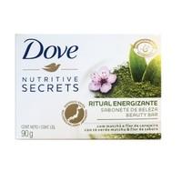 Sabonete Dove Nutritive Secrets - matchá e flor de cerejeira, barra, 90g