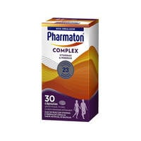 Pharmaton Complex caixa com 30 cápsulas