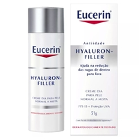 Eucerin Hyaluron-filler Dia FPS 15 com 51g