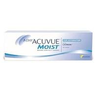 Lente de Contato Acuvue Moist 1-Day para Astigmatismo grau -3.00, 15 pares