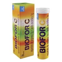Biofor C frasco com 10 comprimidos efervescentes
