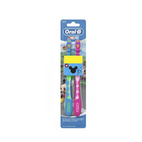 Escova Dental Oral-B Kids mickey, 2 unidades