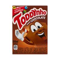 Bebida Láctea Toddynho chocolate com 200mL