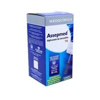1%, frasco com 30mL de solução de uso dermatológico