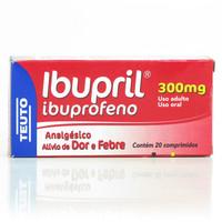 300mg, caixa com 20 comprimidos