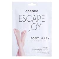 Máscara Hidratante para os Pés Océane Escape & Joy 1 par