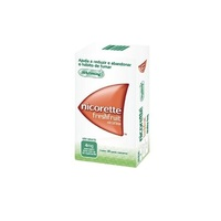 Nicorette Freshfruit 4mg, caixa com 30 tabletes mastigáveis