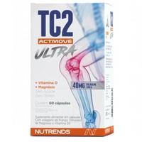 Tc2 Actmove Ultra 40mg, caixa com 60 cápsulas