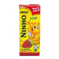 morango e banana, 200mL