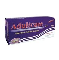 Absorvente Geriátrico Adultcare tamanho único com 20 unidades