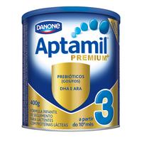 Fórmula Infantil Aptamil Premium 3 lata, 400g