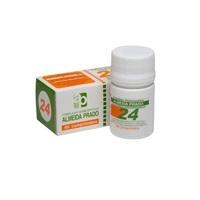 Complexo Homeopático Almeida Prado Nº 24 frasco com 60 comprimidos