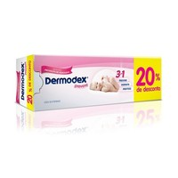 Creme para Prevenção de Assaduras Dermodex Prevent 30g, + 20% de desconto