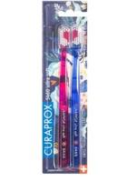 Escova Dental Curaprox CS 5460 Ultra Soft sortida com 2 unidades