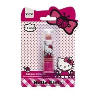 Batom Infantil View Cosméticos Hello Kitty