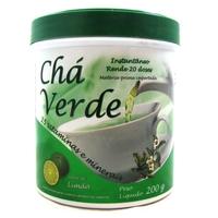 Chá Verde Health Labs - Sabor Limão com 200g
