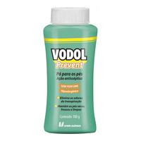 Talco para Pés Vodol Prevent sem perfume, 100g