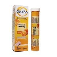 1g, caixa com 20 comprimidos efervescentes